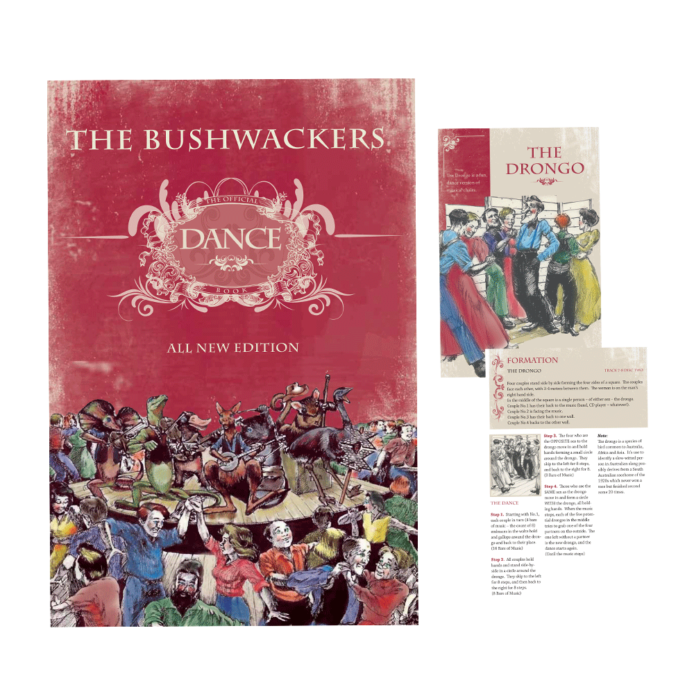 The-Bushwackers-Dance-Book