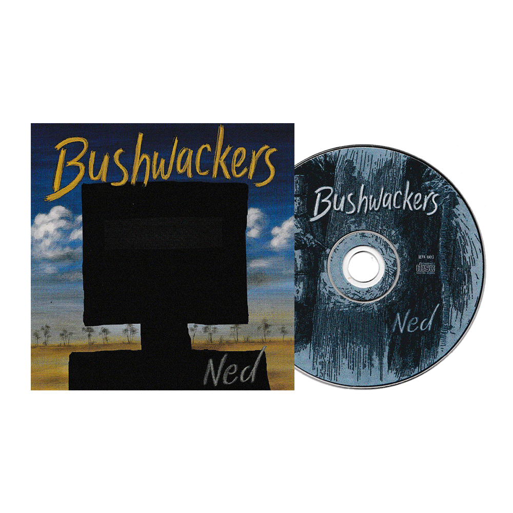 TheBushwackers-Ned-Album-CD
